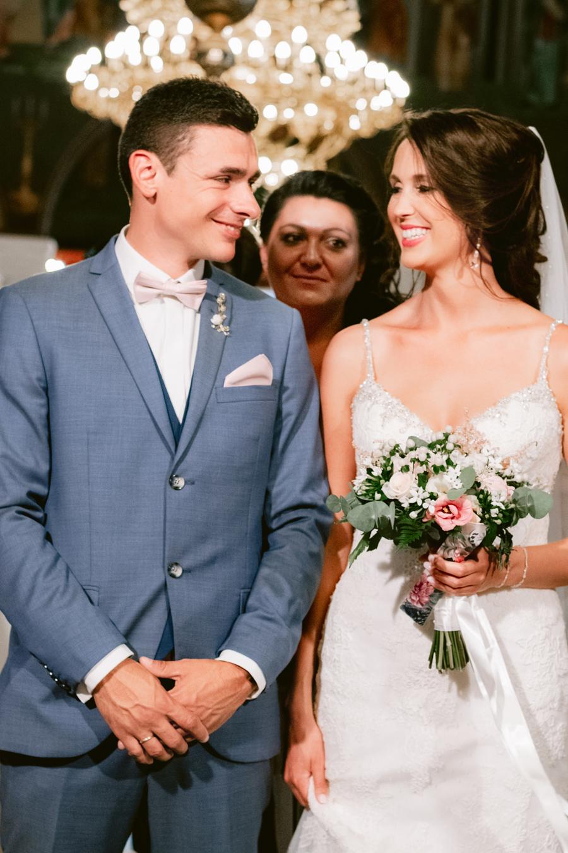 Sakis & Teresa Greek vibes wedding from Germany