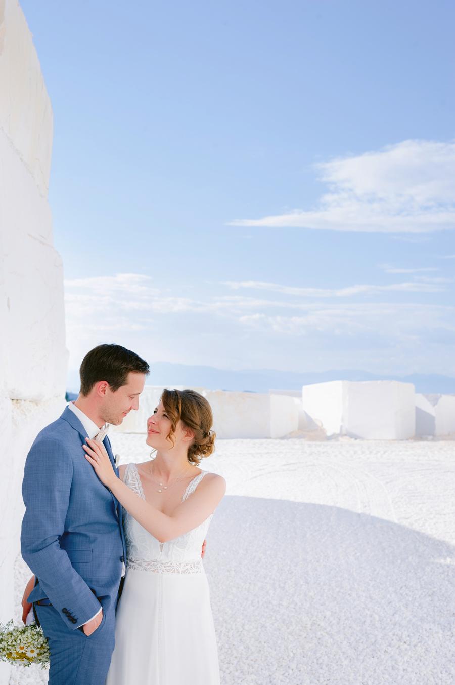 Dimi & Catherin's Wedding at Thasos